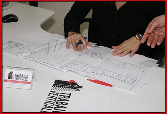 en trabajos verticales palma contamos con arquitecto técnico en plantilla