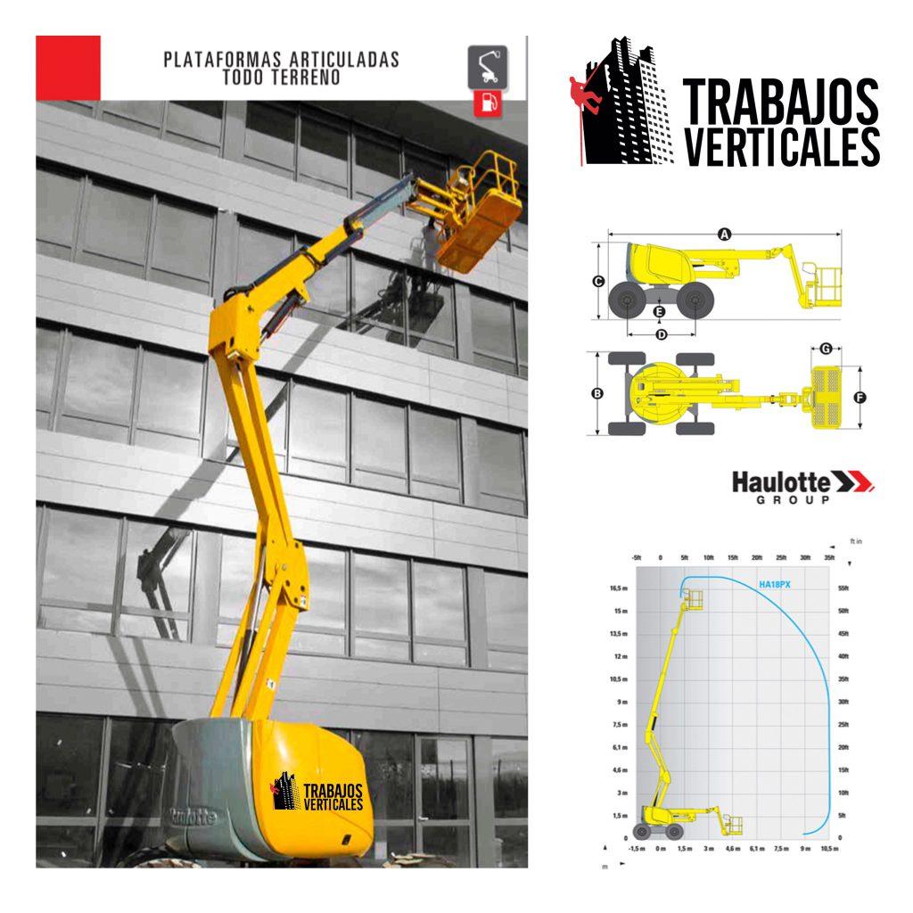 Trabajos verticales en mallorca trabajos verticales - Trabajos verticales en palma ...