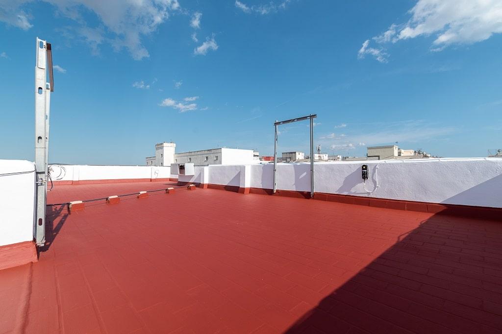 impermeabilizar cubiertas y terrazas