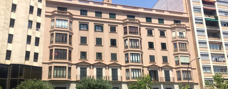 Pintar fachada Mallorca
