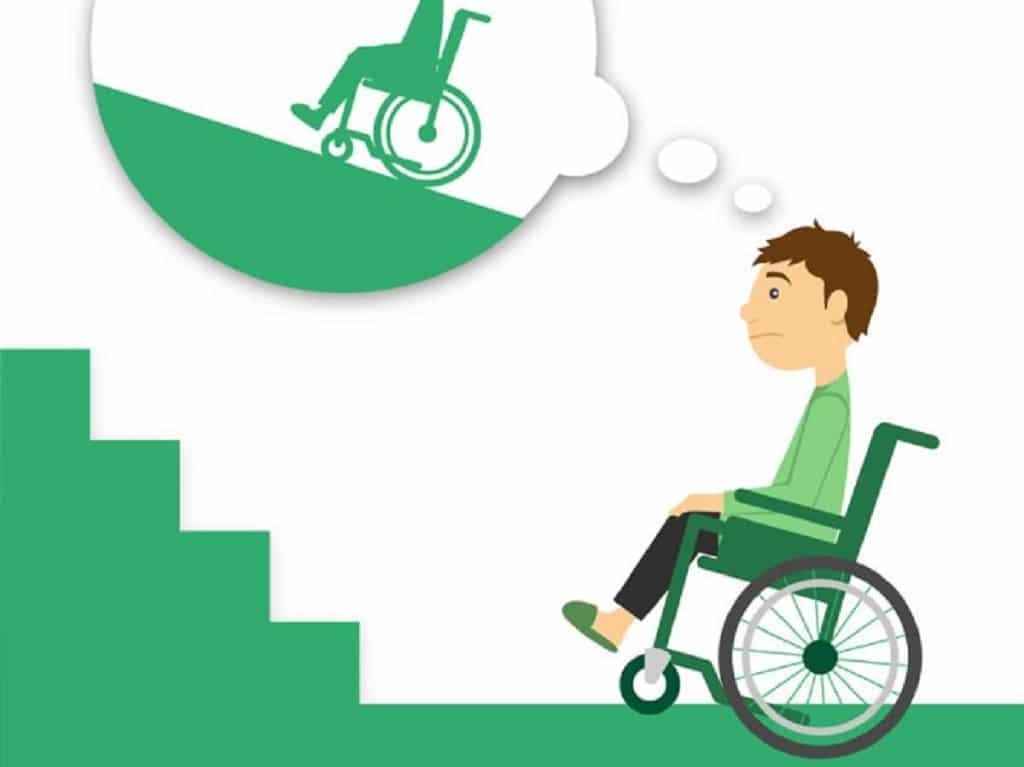 La accesibilidad en el iee en mallorca trabajos verticales - Trabajos verticales en palma ...