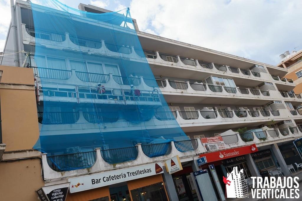 Rehabilitación de edificios en Mallorca