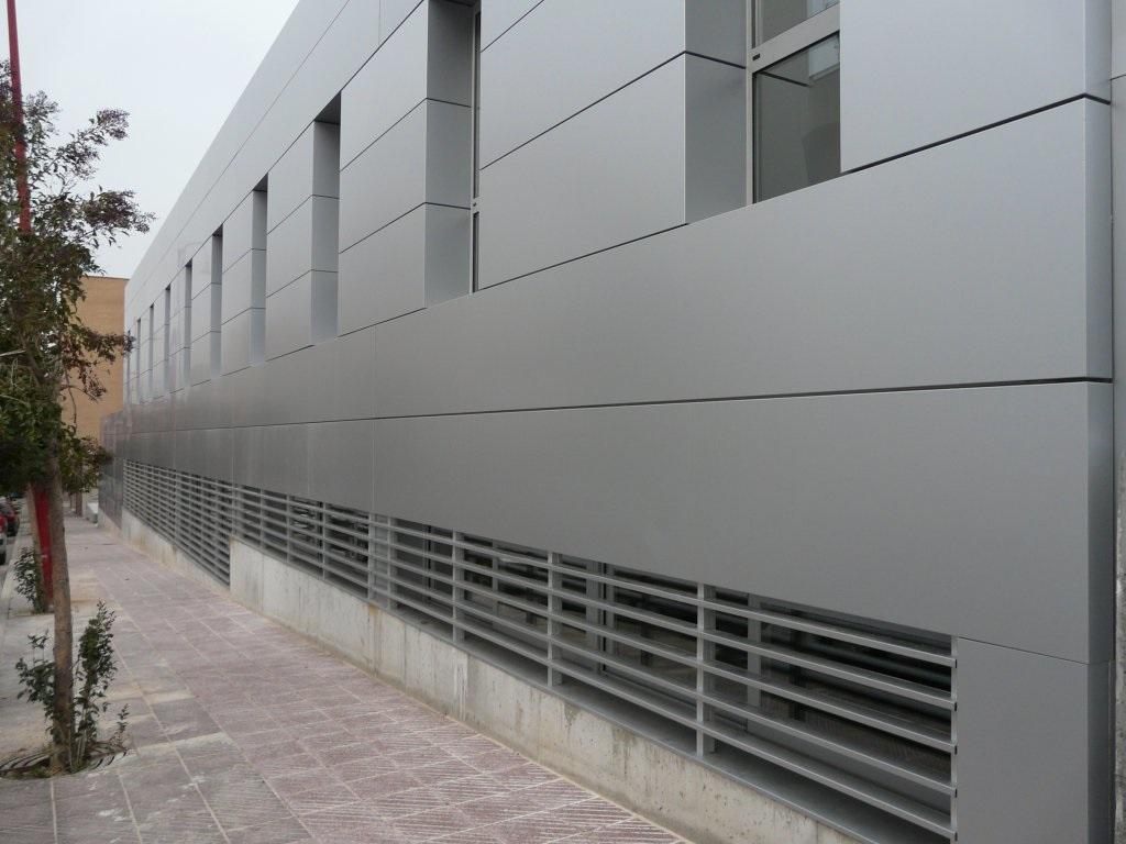 ventajas de las fachadas ventiladas