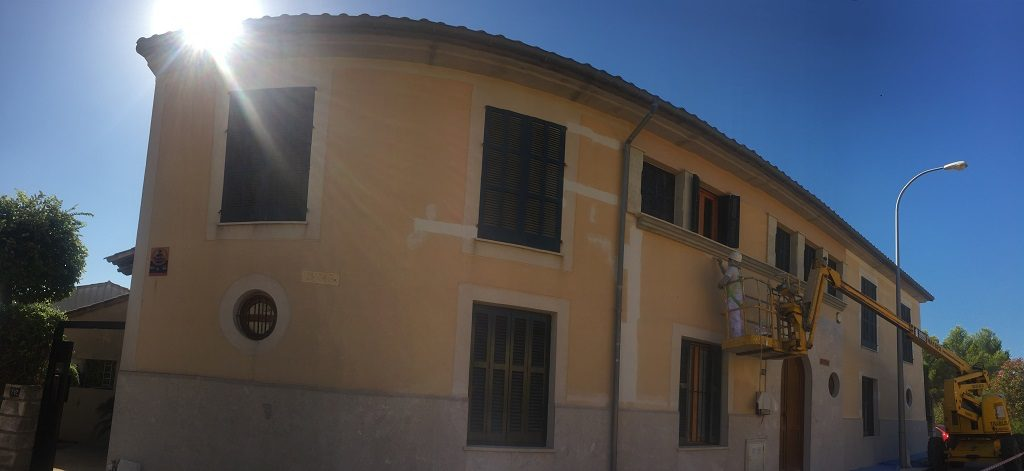 Tipos de grietas en fachadas