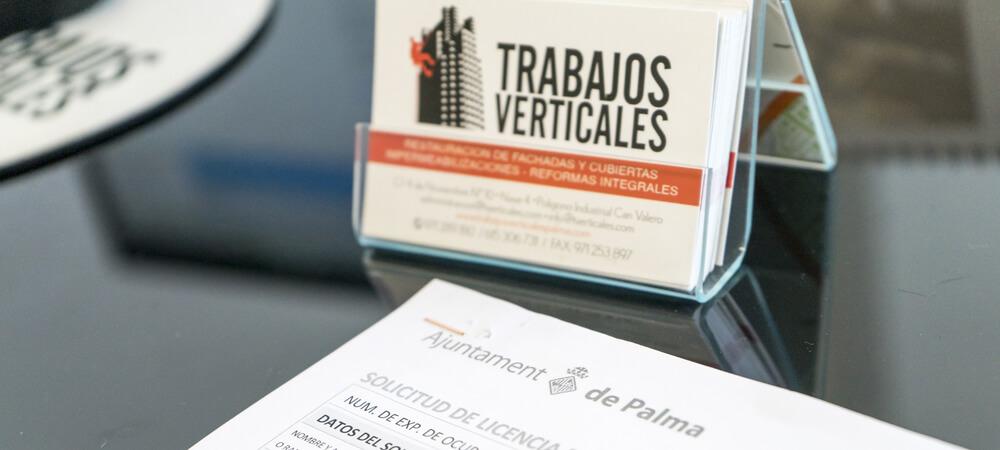 TRABAJOS VERTICALES PALMA DE MALLORCA